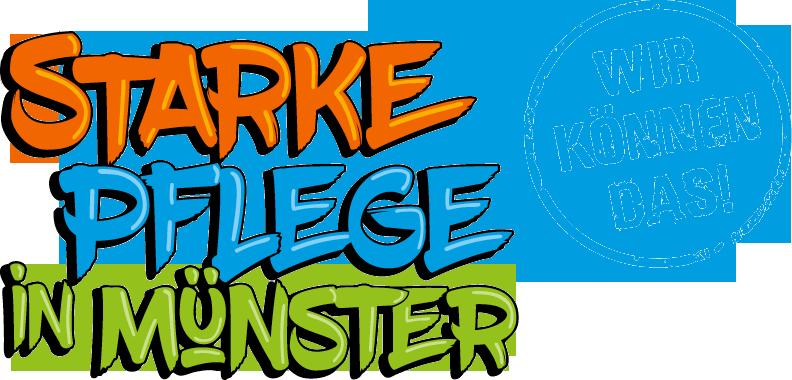 Bild Kampagne Starke Pflege Münster
